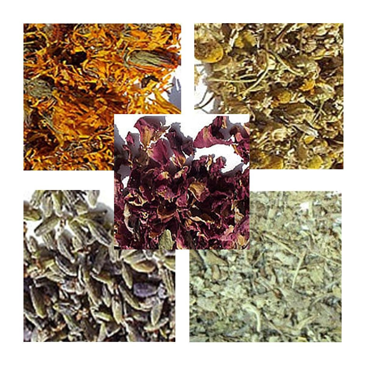 Dried flowers dried botanicals calendula by countryfolksoap for Dried flowers craft supplies