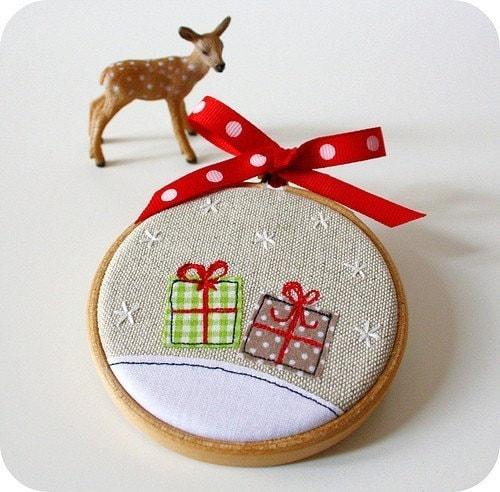 Christmas crafts unique ornaments make