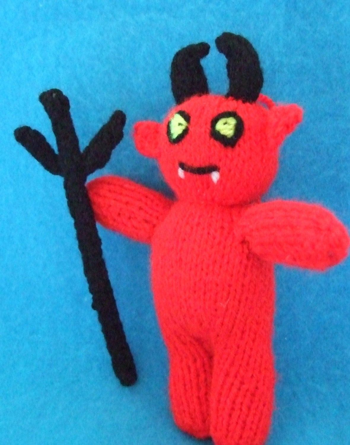 Little devil Halloween character