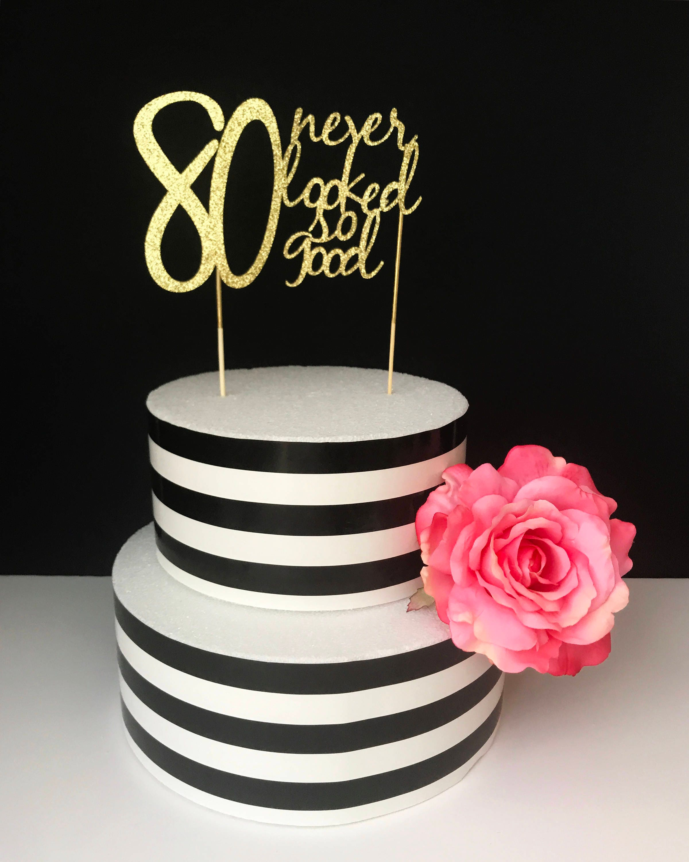 Custom amp Personalized Cake Toppers Jewelry and by