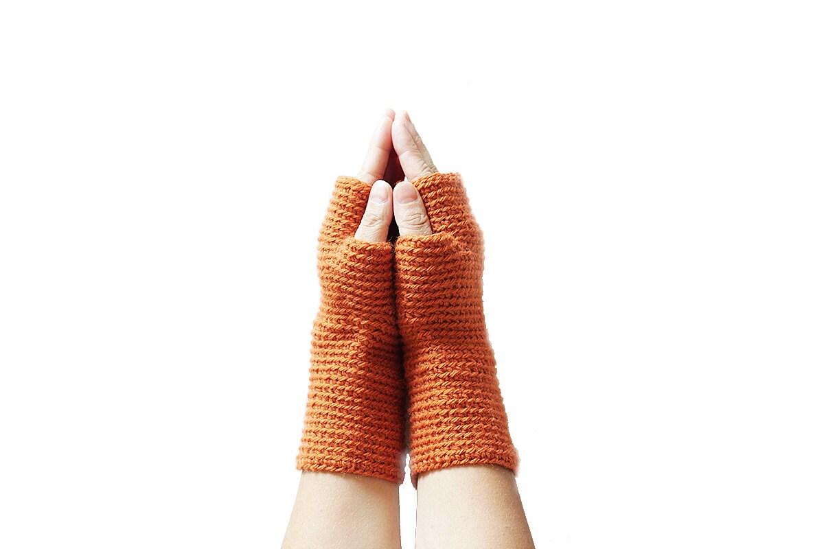 Use coupon for 25% OFF Crochet Fingerless gloves, Fingerless mittens, Crochet gloves, Crochet wrist warmer, Winter gloves, Autumn trend - SENNURSASA