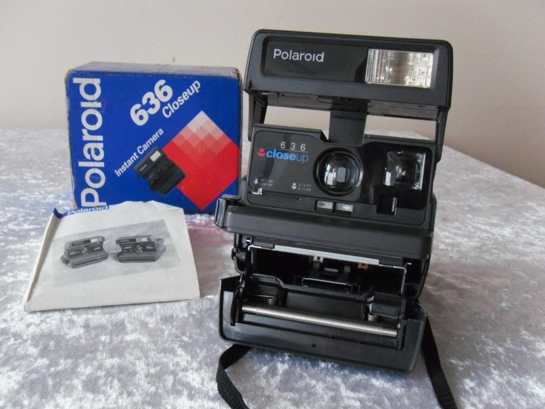 Old fashioned polaroid camera for sale 40