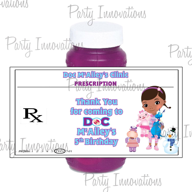 Exceptional image for doc mcstuffins printable labels