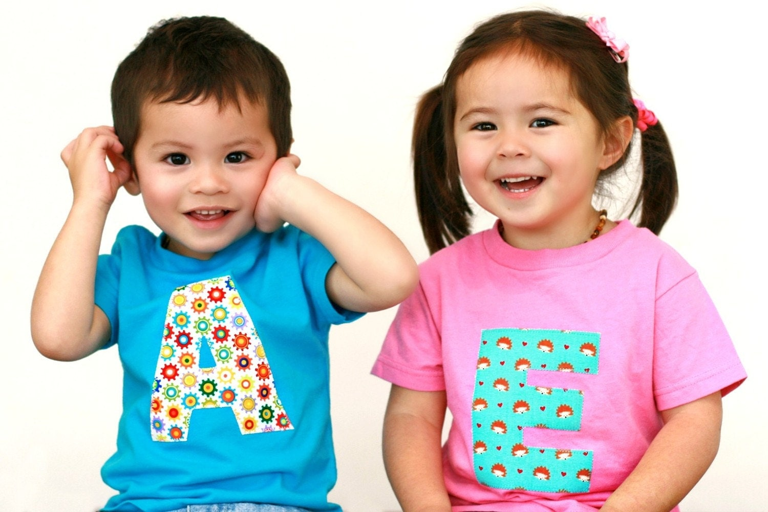 Lilikoi Lane Alphabet Shirts!<br>200+ Fabrics to Choose from<br>All Sizes
