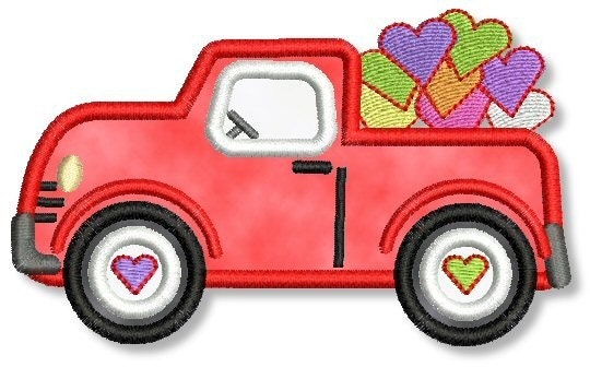 beautiful happy valentines day fire truck collections | valentines, Ideas