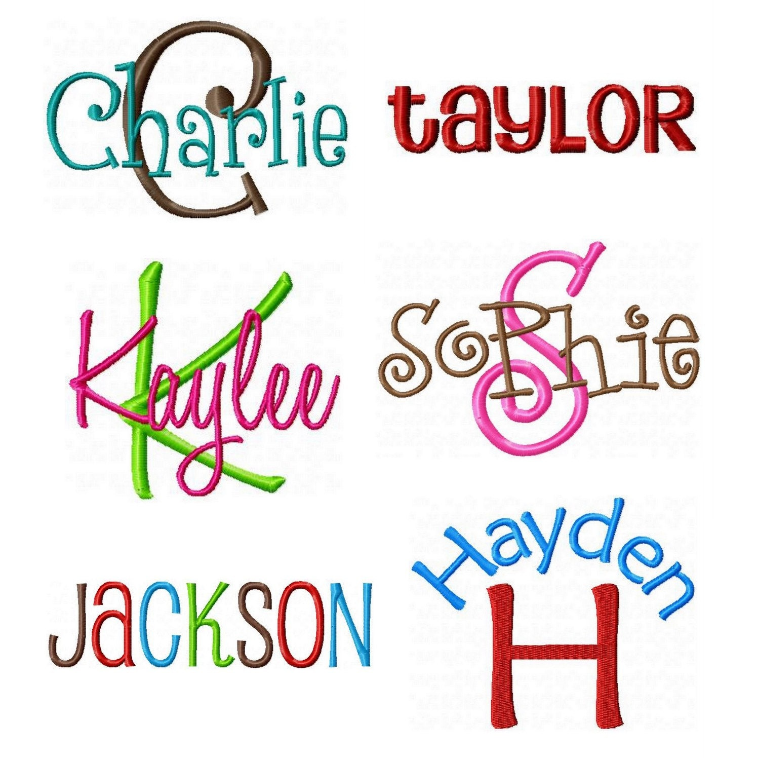 Monogram fonts for embroidery machines prices