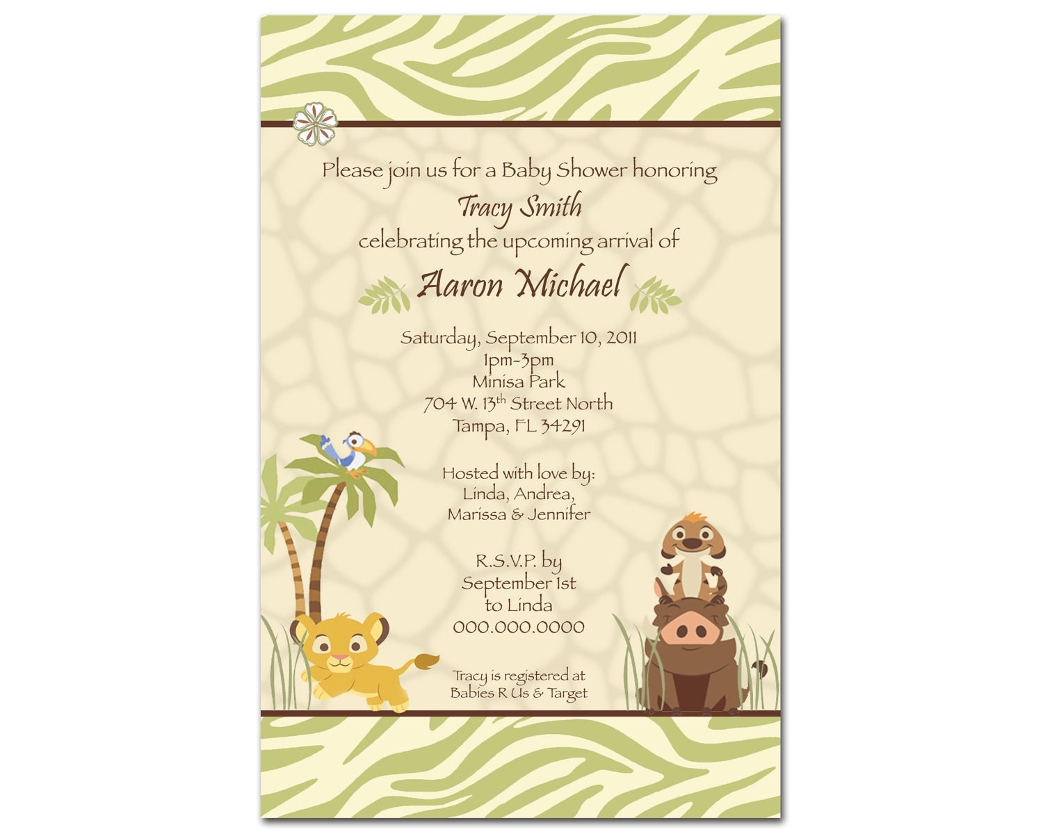 lion king baby shower reserved for rhonda by bdesigns4you on etsy