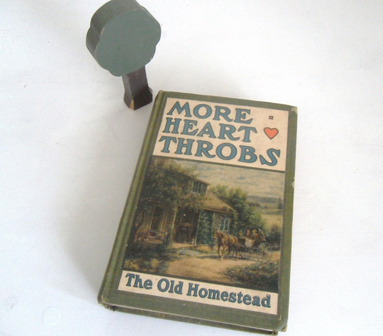 1911 More Heart Throbs: The Old Homestead Vol. II - owlsongvintage