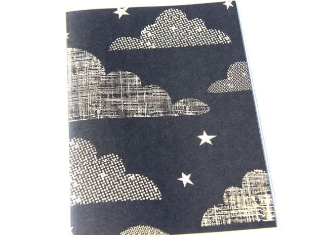 PASSPORT COVER - Midnight Sky - TwoPolkaDots