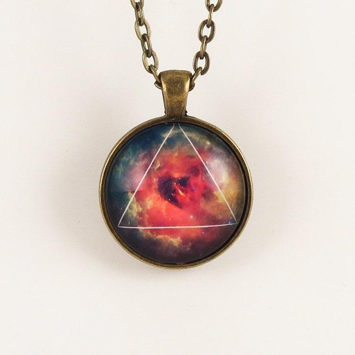 necklaces etsy nebula - photo #27