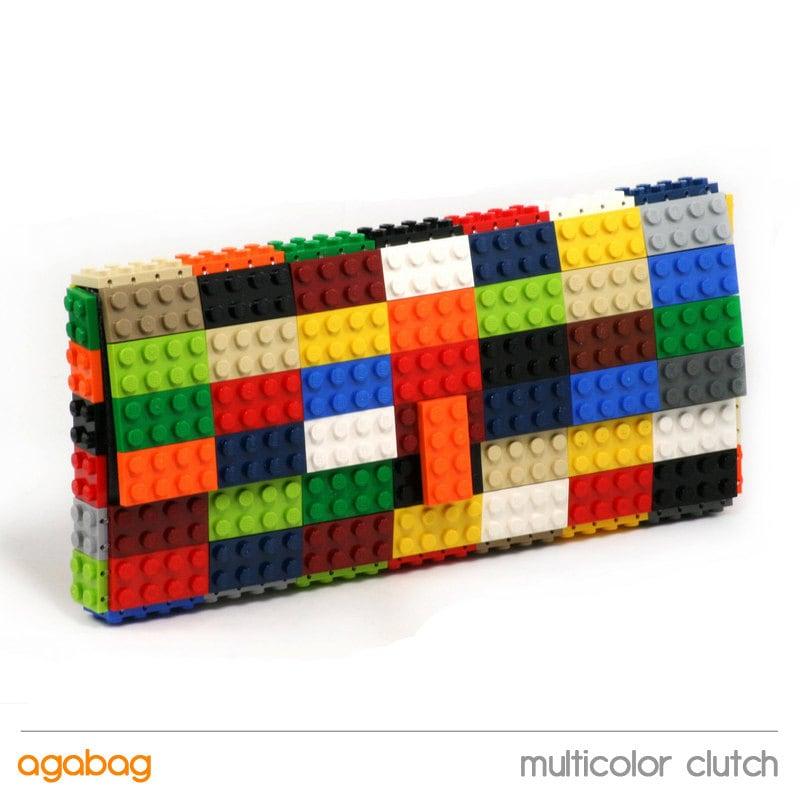 Лего-клатч.