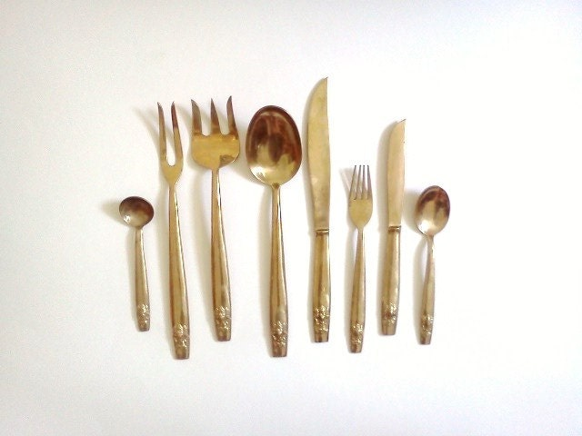 Popular items for thailand flatware on Etsy