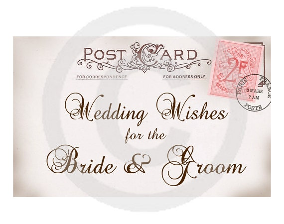 Popular items for wedding wishes tag on Etsy