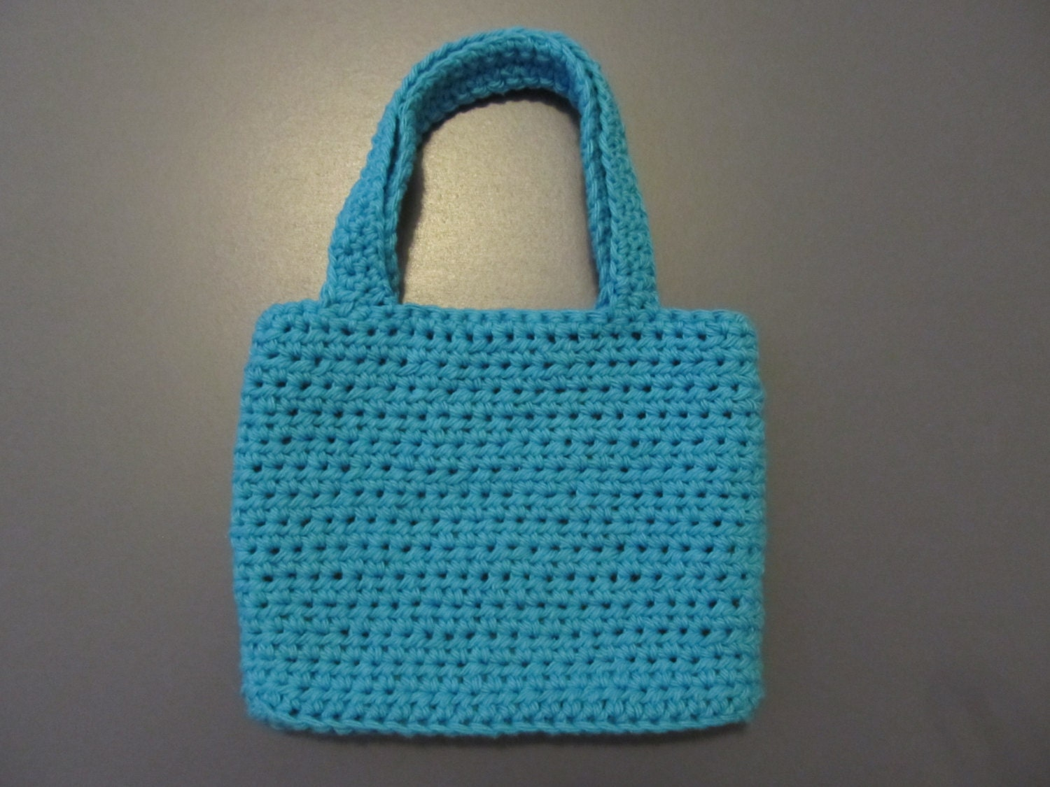 Crochet Purse For Child : Crochet Childs Tote, Bag, Purse PATTERN, Instant Download, Digital ...