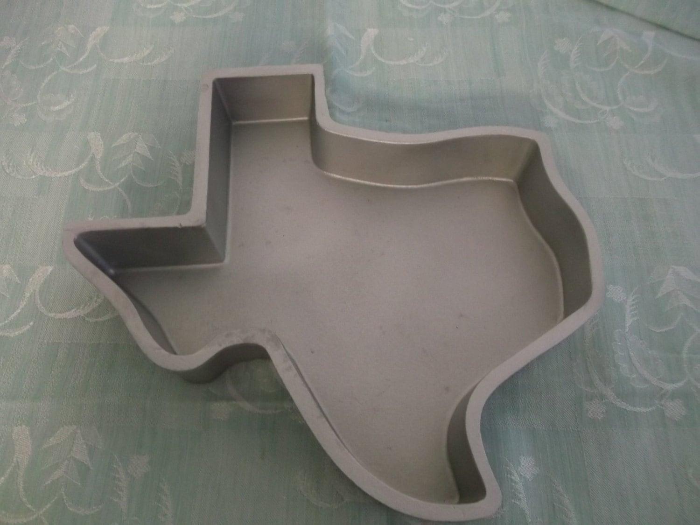 Large Texas Shaped Cake Pan