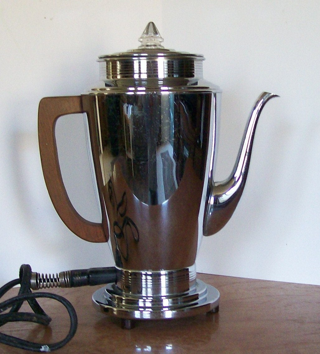 electric coffee percolator instructions
