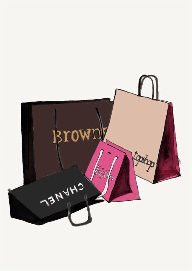 Shopping Bag Shopping Bags Shopping Store Shopper