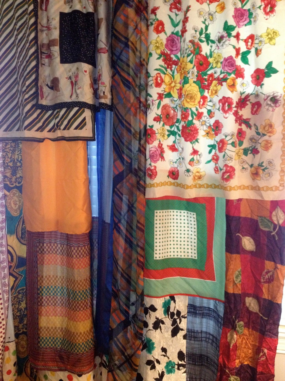gypsy boho shower curtain bohemian anthropologie by