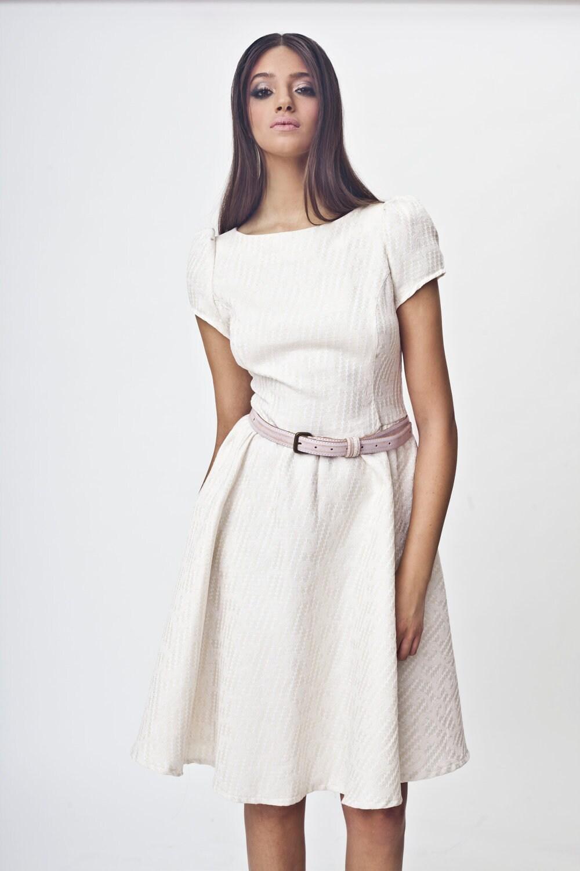 One-of-a-kind dress, wedding dress, Bridesmaid Dress - MikiBeFashion