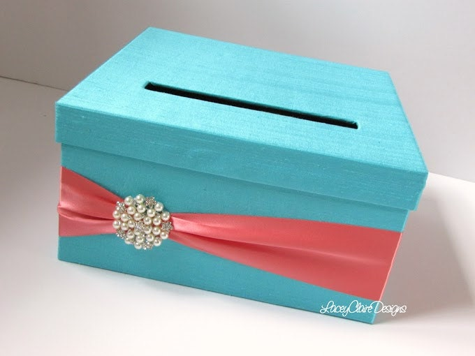 Wedding Reception Gift Card Holder : Wedding Card Box Money Holder Gift Card Boxes Reception Card Box ...