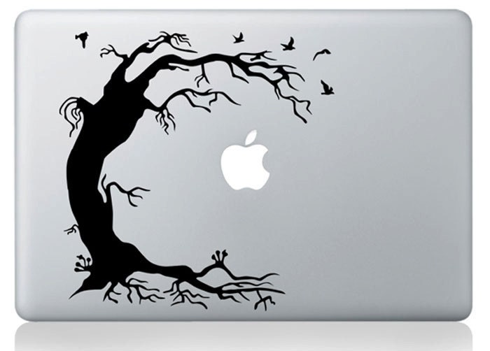 ... mac decal mac stickers apple decal mac skin mac vinyl decal laptop