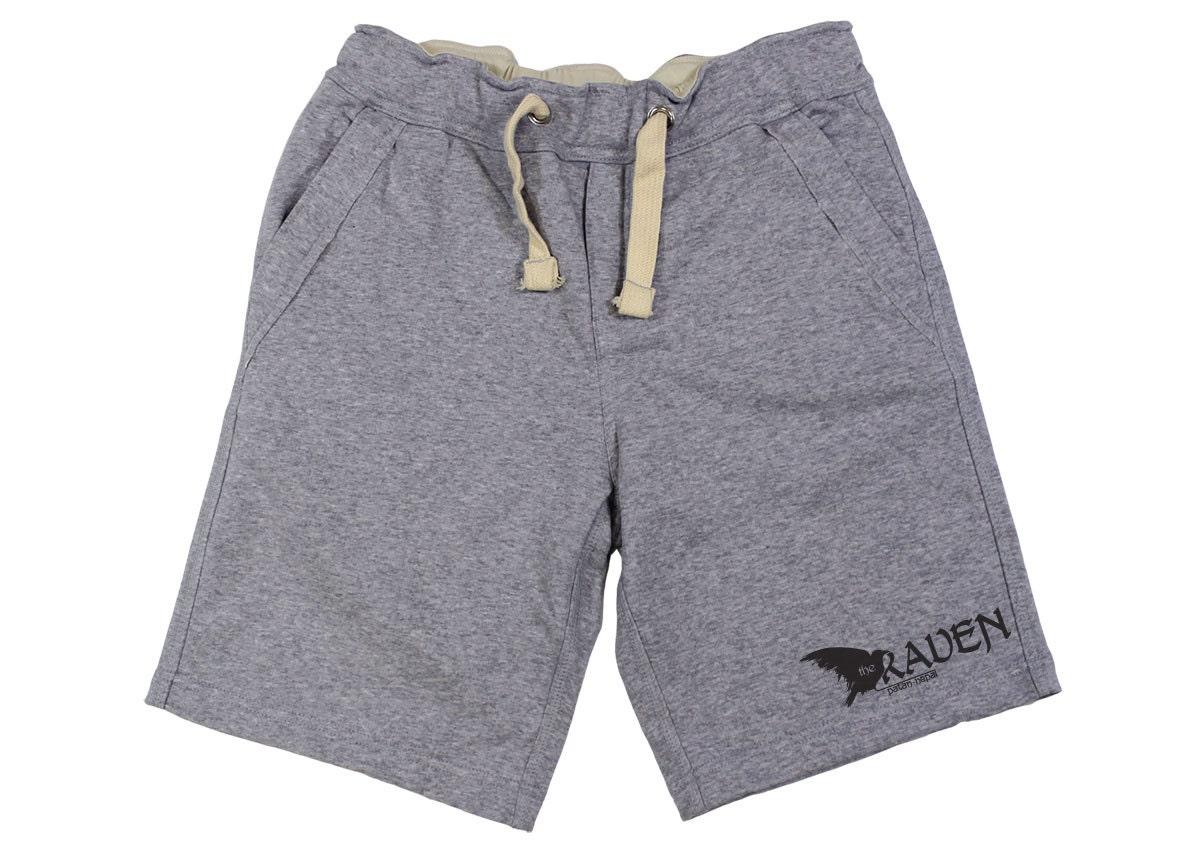 Indiana Jones The Raven Mens Fleece Shorts