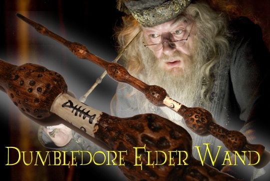Dumbledore elder wand superior replica harry by kiklopsdynamic for Harry potter elder wand buy