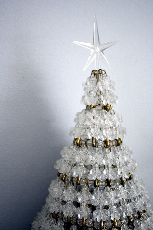 Crystal Christmas Tree Topper
