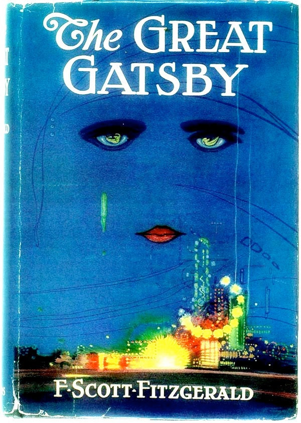 Great gatsby original book cover photographic print by artfulphoto