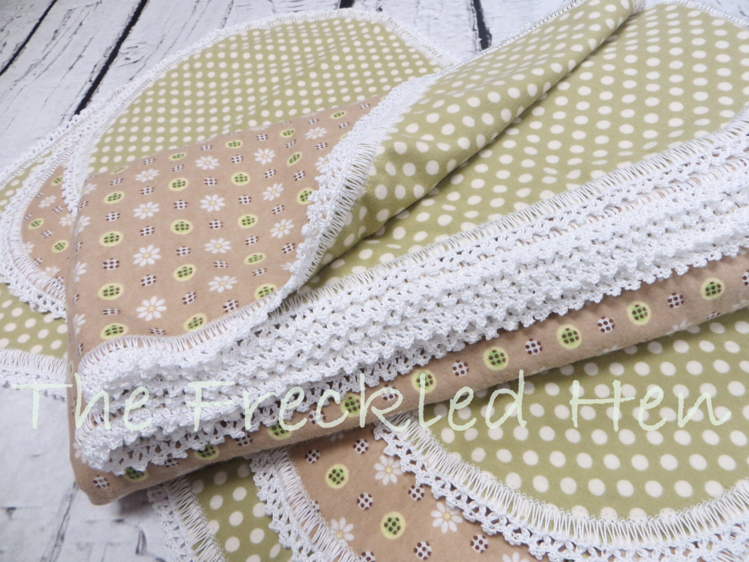 PATTERN BABY BURP CLOTH | Browse Patterns