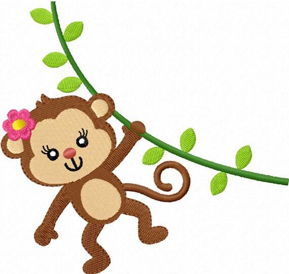 Cartoon baby girl monkey images