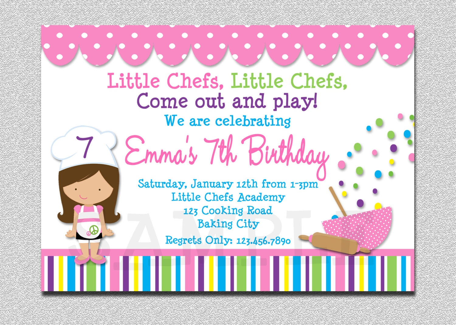 Electronic Party Invitation is nice invitations layout