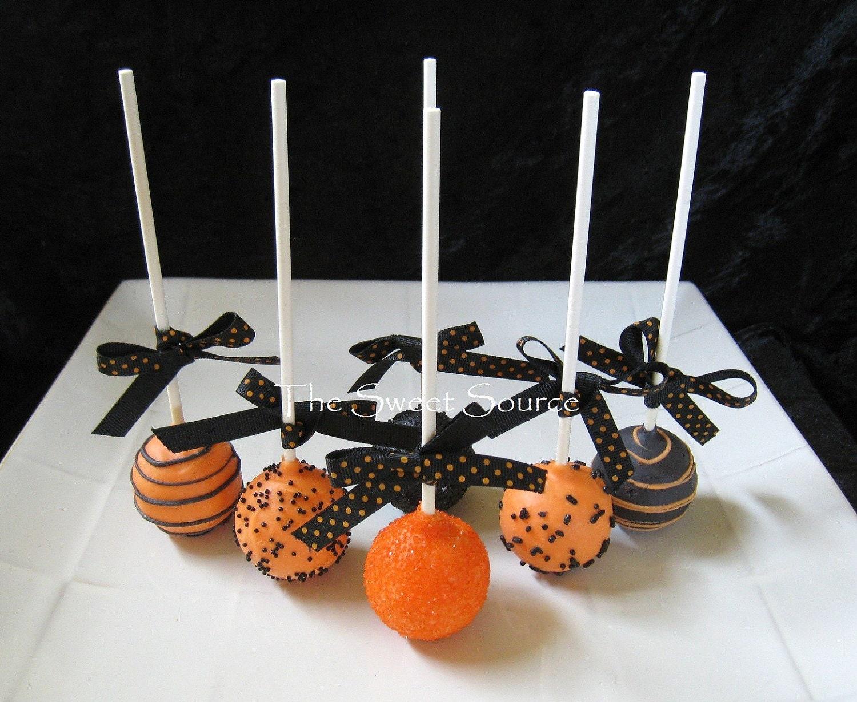 Halloween Cake Pops   Halloween/Pumpkin   Pinterest