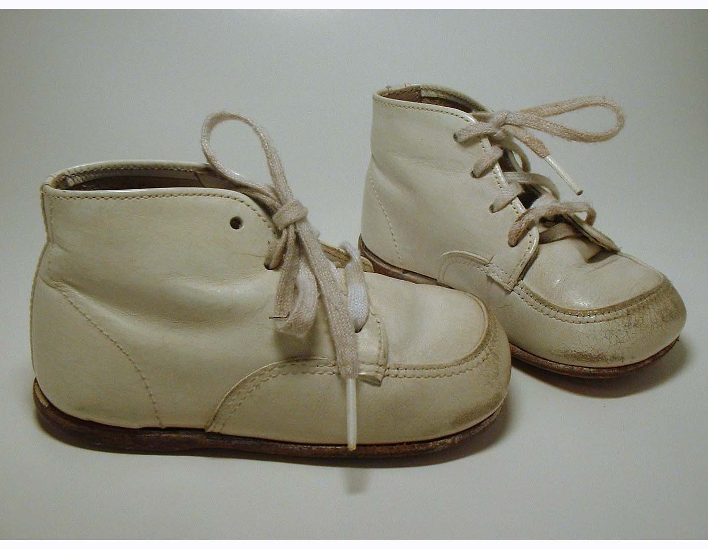 Vintage Baby Shoes Buster Brown Sale Bewitchingvintage