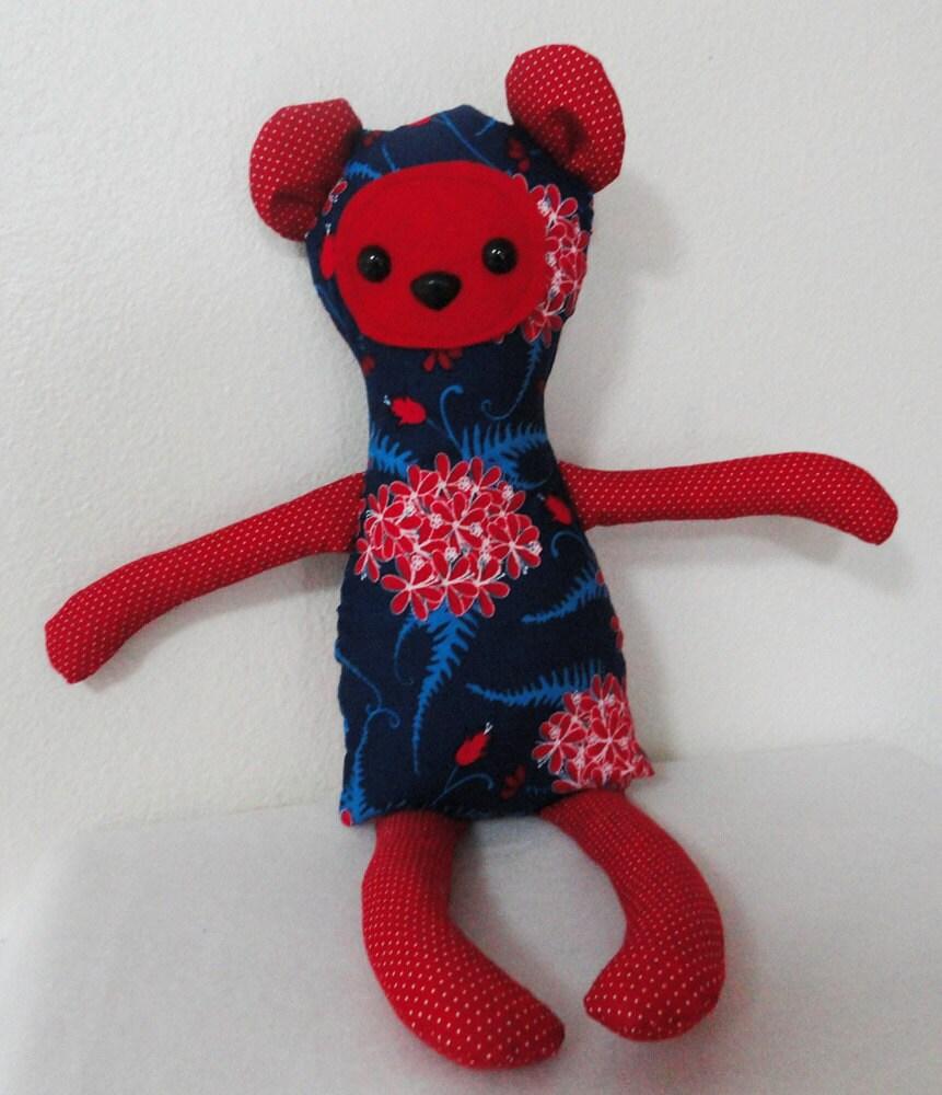 Red&Blue Bear SALE