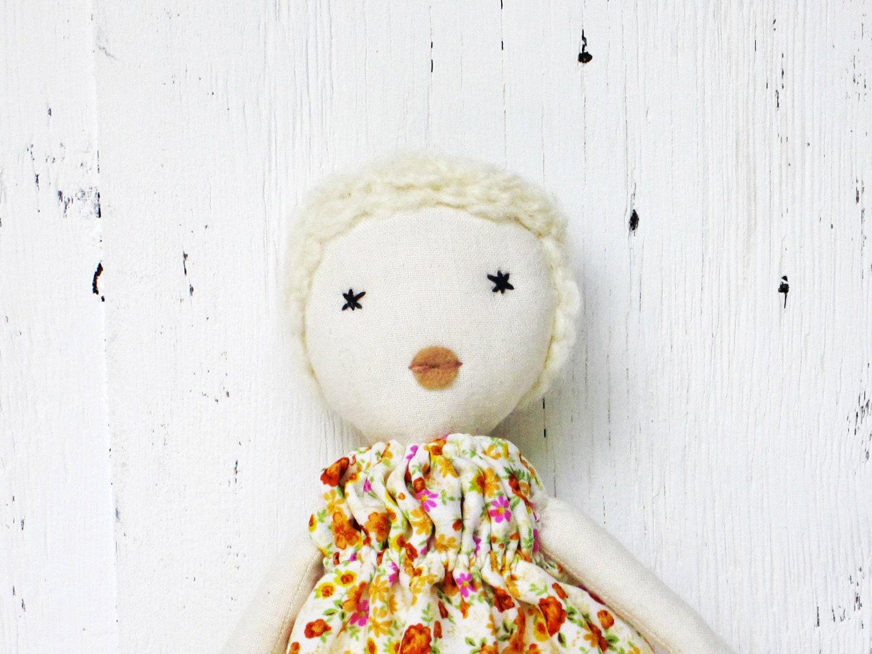 classic handmade doll