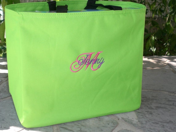 6 Monogram Tote Bags Christmas Gifts Under 20 By Bloomingdeals