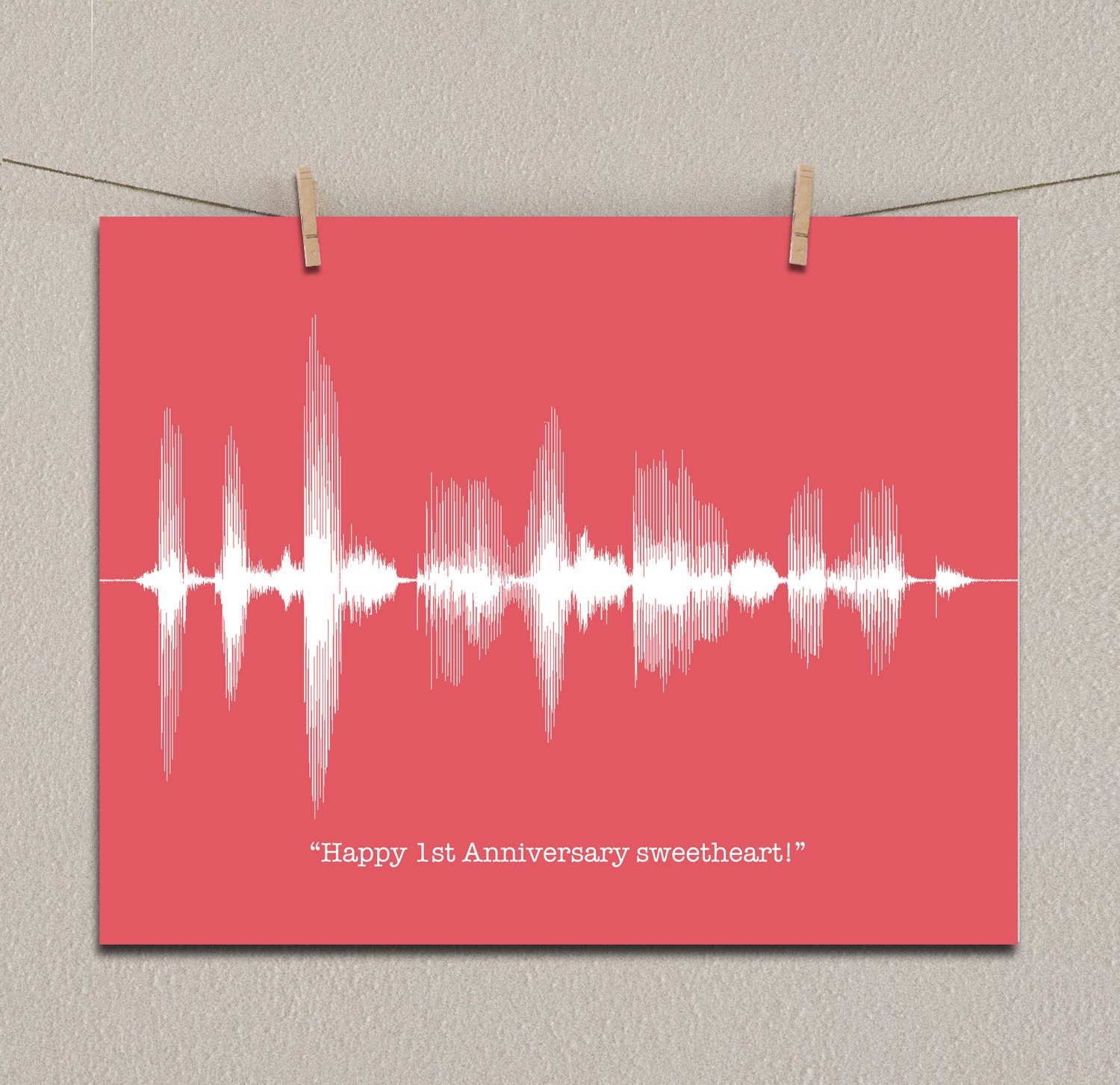 Happy anniversary personalized message by