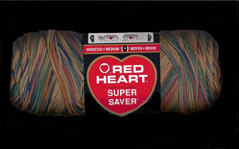 Red Heart Super Saver Painted Desert