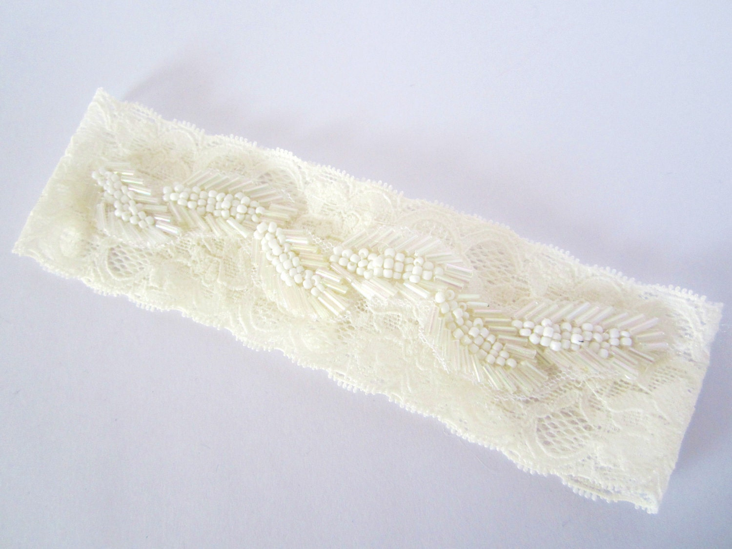 Unavailable listing on etsy for Garter under wedding dress
