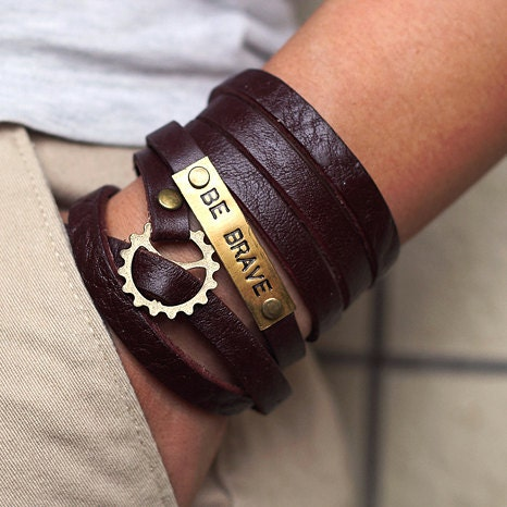 be brave s personalized jewelry custom by pier7craft