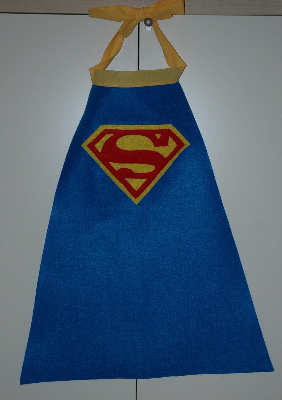 Superman Cape - Dress Up