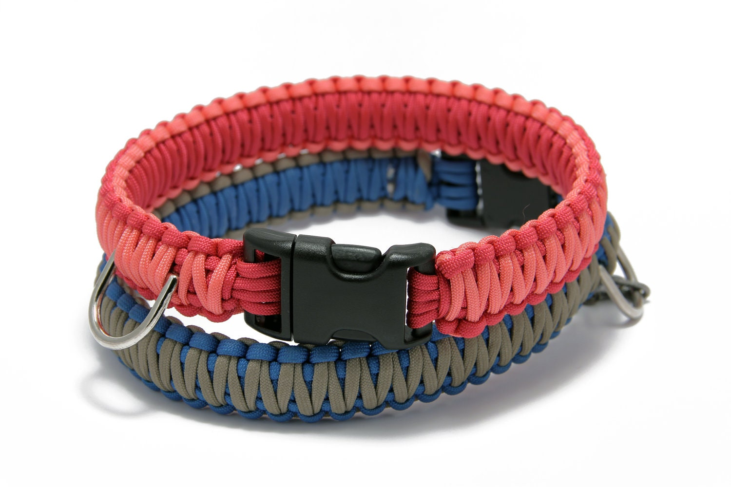 Unavailable listing on etsy for Paracord leash instructions