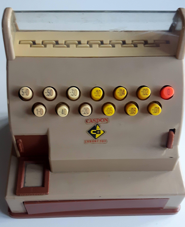 Vintage retro Casdon toy till