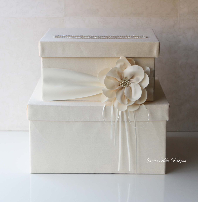 Wedding Gift Card Money Box : Wedding Card Box, Wedding Money Bo,x Gift Card BoxCustom Made