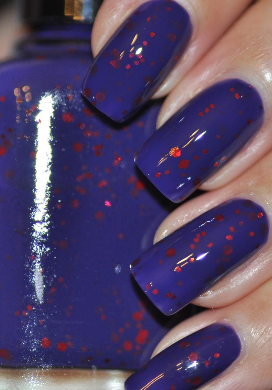 Twenty Eleven Purple Nail Polish 15ml (.5oz)