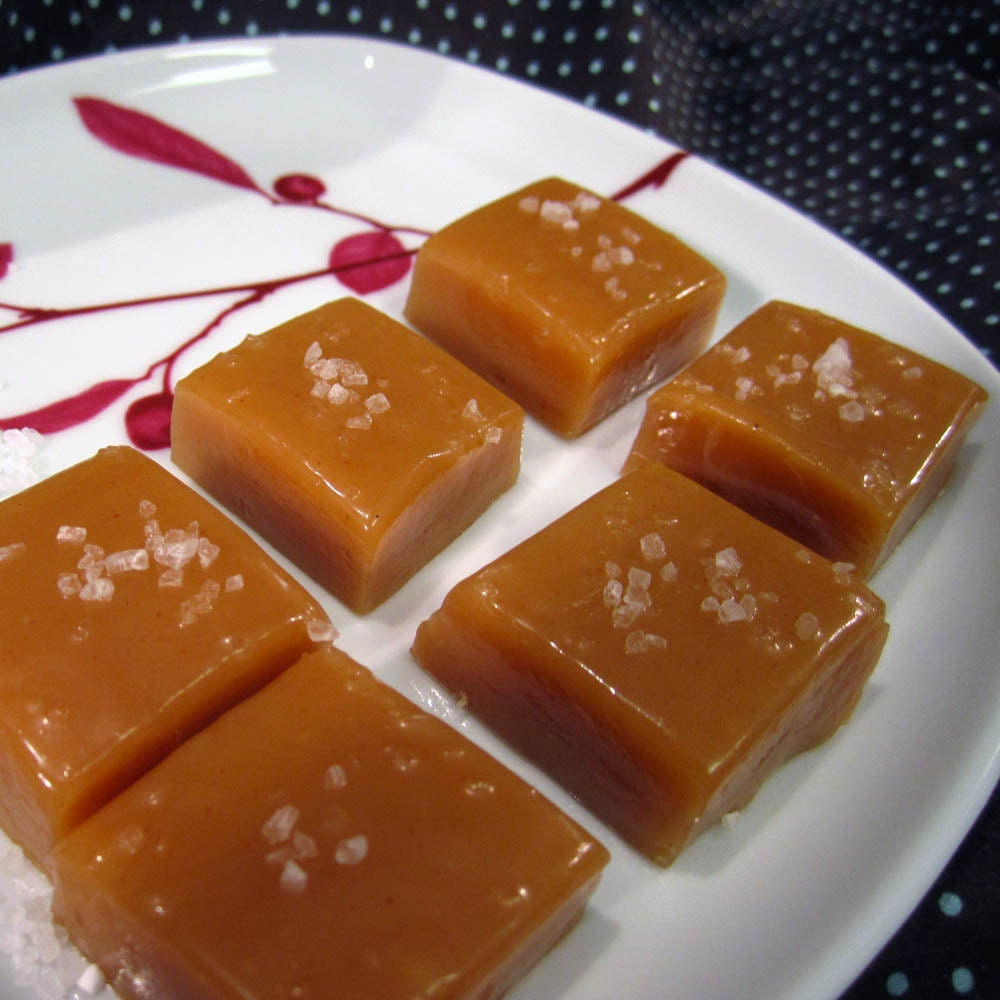 Fleur de Sel Caramels by Dorian O'Connell by dorianoconnell