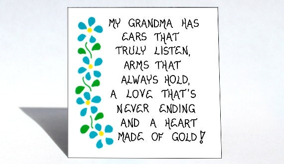 Gran torino quotes funny quotes - Popular Items For Grandmother Quotes On Etsy