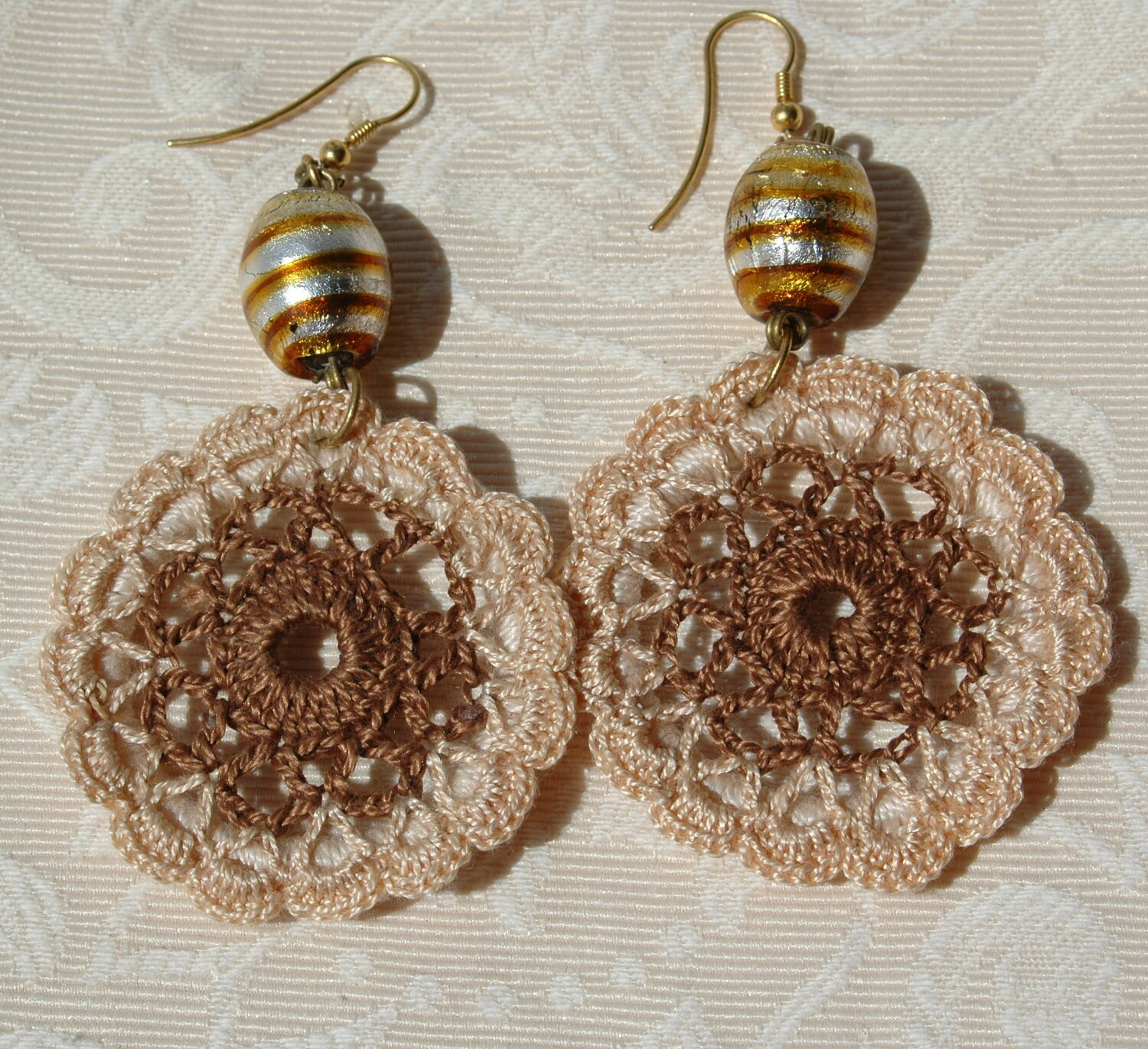 Crochet Earrings : Unavailable Listing on Etsy