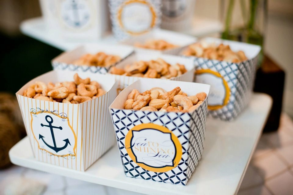 nautical baby shower printable party diy favor box by lovetheday